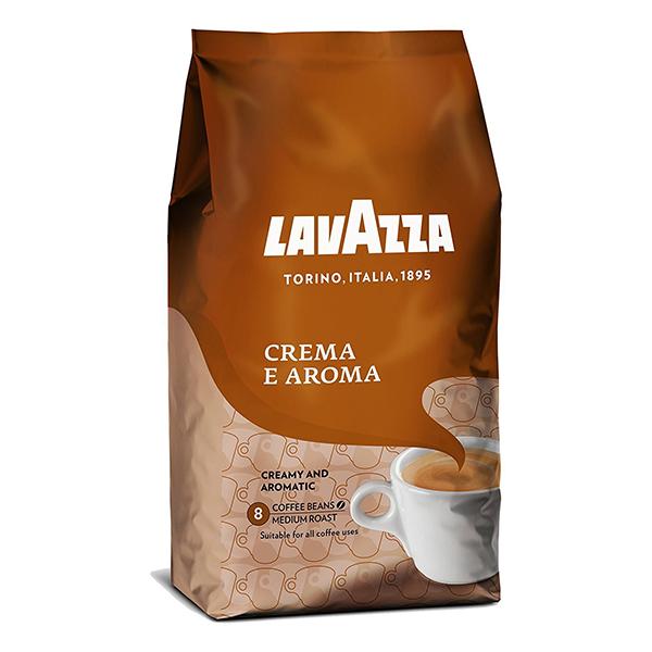 Lavazza Crema E Aroma Brown 1kg | Coffee Shop