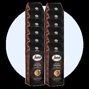 Segafredo Selezione Crema 12kg | CoffeeShop.mk